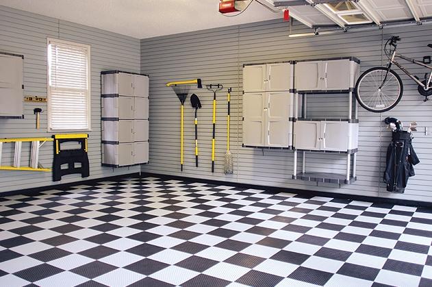 nico 2 you blog: checkerboard vinyl flooring - popular flooring trend